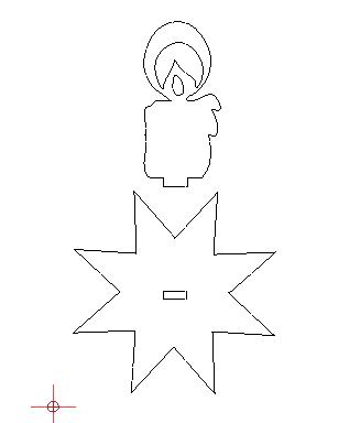 Tannenbaum Dxf.Christmas